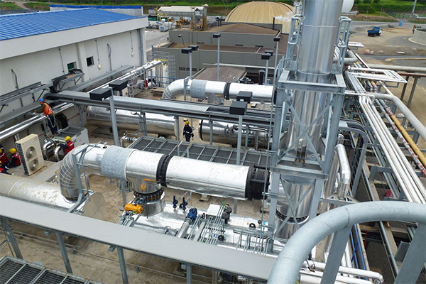 COMPLETE STEAM GENERATOR SYSTEMS