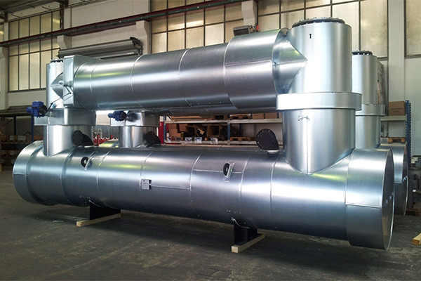 EXHAUST GAS HEAT EXCHANGERS IN CHP