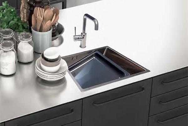 Baltic kjøkkenvask