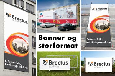 Banner og reklameseil