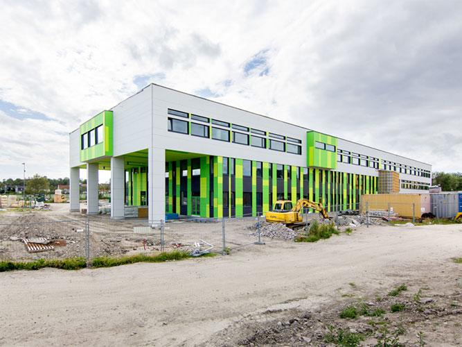 Borge skole Rehabilitering og ombygg av skole i Fredrikstad