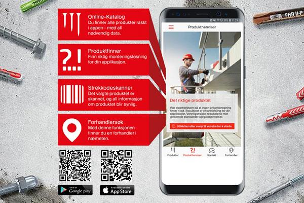 Fischer Professional App - Appen for den proffe håndverker