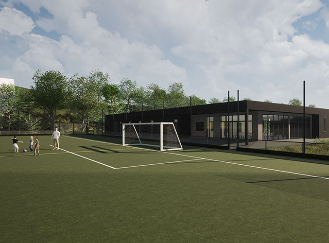 Frisk Arena / Frisk Asker Fotball