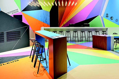 Innovative og dekorative gulvløsninger