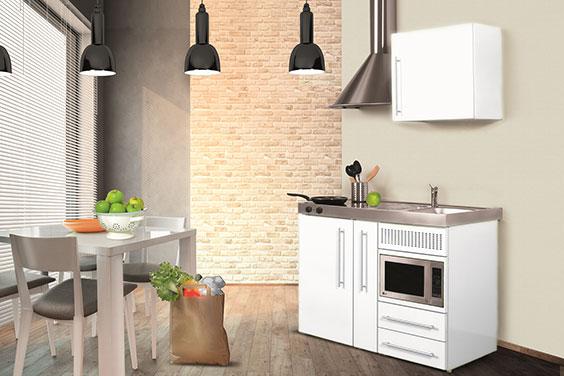Intra introduserer to nye modeller i sitt minikjøkkensortiment