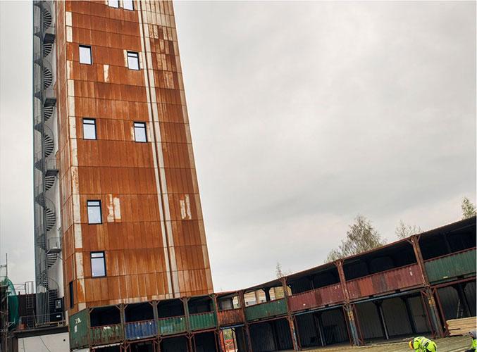 Kabelgata 51 Kulturtårn på Økern