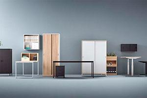 Møbelserien MODULUS – Design ditt eget kontor