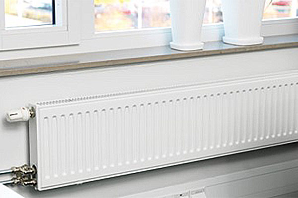 Norges mest fleksible radiator