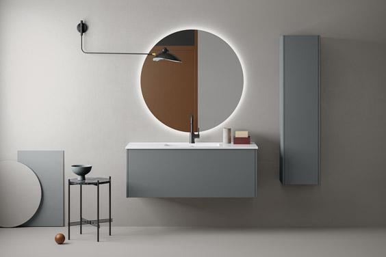 Ny møbelserie til badet med tydelig estetikk og smartere løsninger for oppbevaring