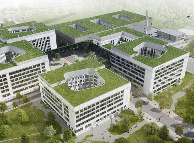 Nye Stavanger sykehus