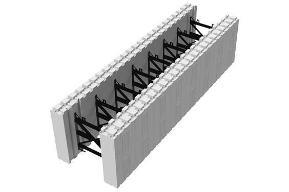 NYHET! Jackon Thermomur® med 20cm betongkjerne