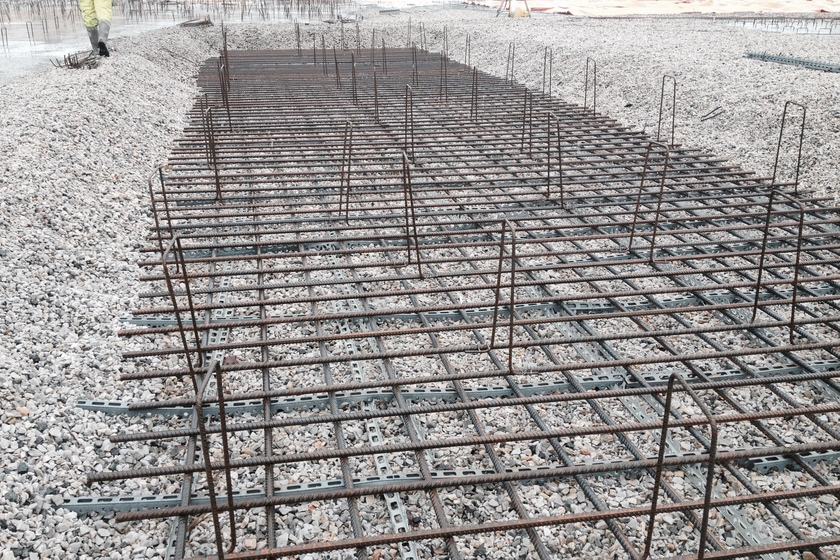 PrimXComposite Raft foundations
