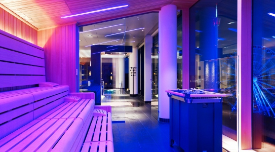 Pools / Attraksjoner / Spa & Wellness