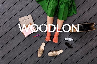 Woodlon utegulv